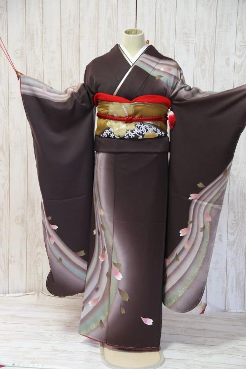 (着物レンタル)(振袖レンタル)(貸衣裳)(結婚式)(結納)(卒業式) F19 ¥20,000