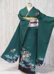 (着物レンタル)(振袖レンタル)(貸衣裳)(結婚式)(結納)(卒業式) E6 ¥20,000