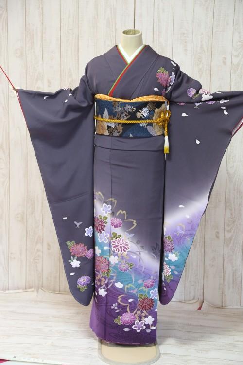 (着物レンタル)(振袖レンタル)(貸衣裳)(結婚式)(結納)(卒業式) F15 ¥20,000