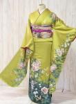 (着物レンタル)(振袖レンタル)(貸衣裳)(結婚式)(結納)(卒業式) D11 ¥20,000