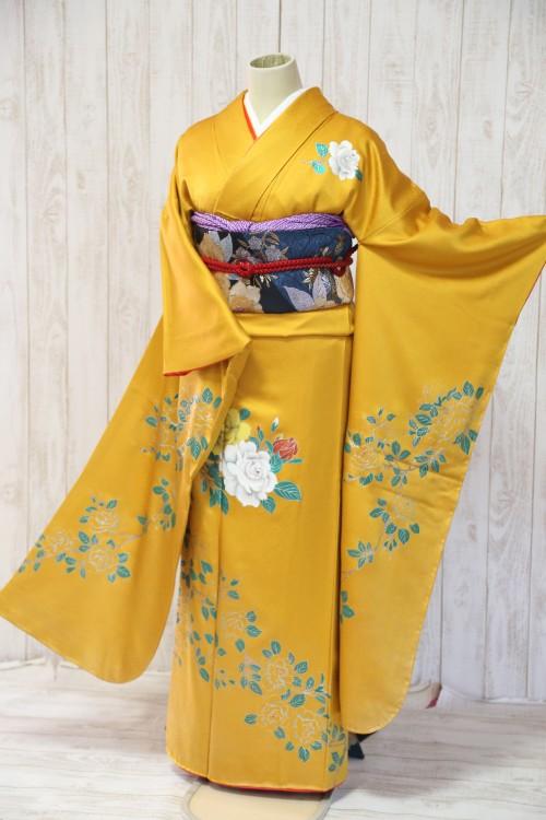 (着物レンタル)(振袖レンタル)(貸衣裳)(結婚式)(結納)(卒業式) F11 ¥20,000