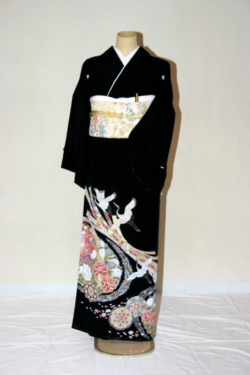 (着物レンタル)(留袖レンタル)(貸衣裳)留袖・正絹 特H140