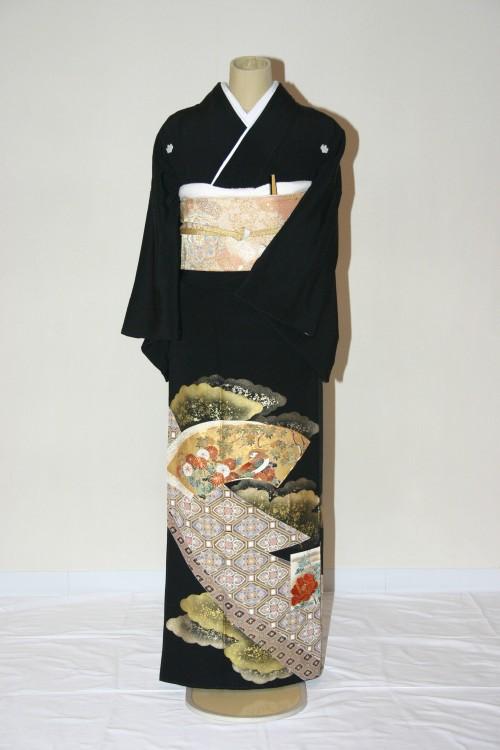 (着物レンタル)(留袖レンタル)(貸衣裳)留袖・正絹 特H146