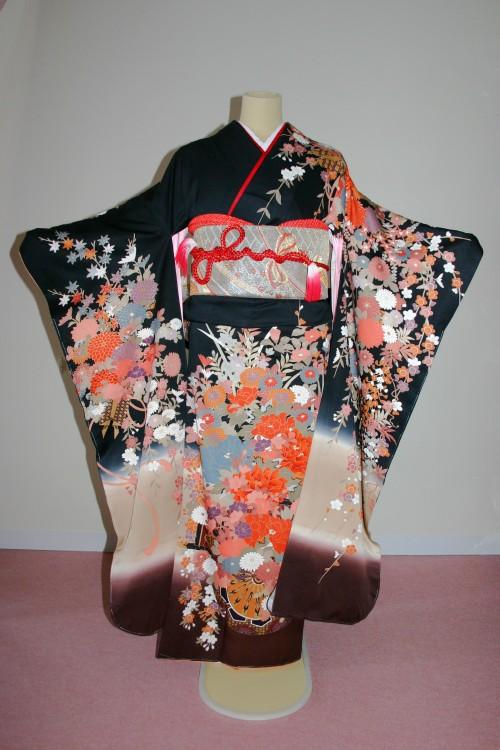 (着物レンタル)(振袖レンタル)(貸衣裳)(結婚式)(結納)(卒業式) 301 ¥20,000