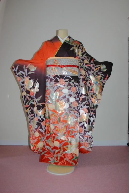 (着物レンタル)(振袖レンタル)(貸衣裳)(結婚式)(結納)(卒業式) 873 ¥20,000