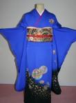 (着物レンタル)(振袖レンタル)(貸衣裳)(結婚式)(結納)(卒業式) B59 ¥20,000